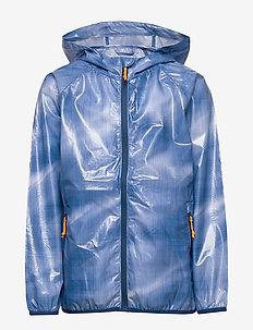 Nairobi skin jacket - veste coupe-vent - jeans blue