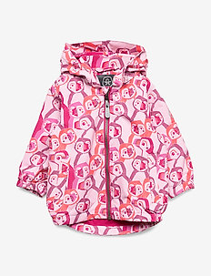 Estelle mini jacket AOP - PINK NECTAR