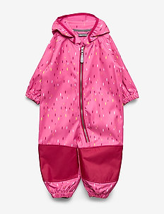 Tajo mini softshell coverall - PINK HEAVEN