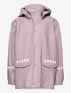 Jacket PU - GREY ORCHID