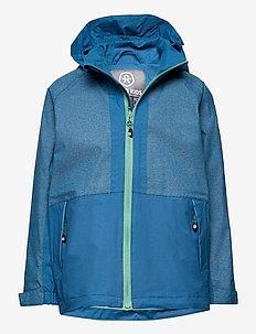 Jacket - BLUE SAPPHIRE