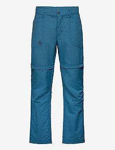 Zip off pants - BLUE SAPPHIRE