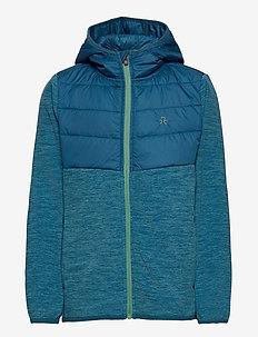 Jacket Fleece - BLUE SAPPHIRE