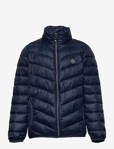 Jacket quilted, packable - daunen- und steppjacken - dress blues