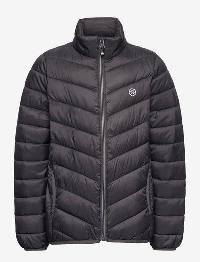 Jacket quilted, packable - daunen- und steppjacken - phantom