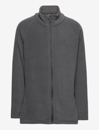 Fleece jacket, full zip - fleecejacke - phantom