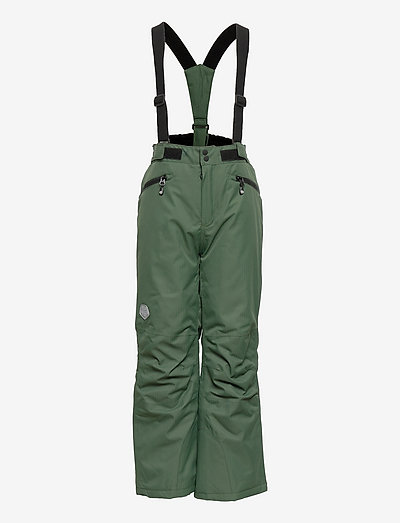 Ski pants w.pockets, AF 10.000 - winterhose - cliantro