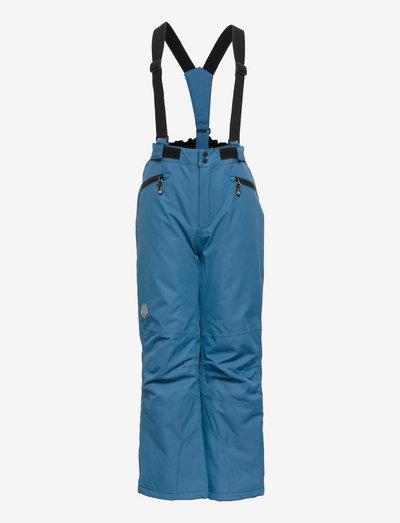 Ski pants w.pockets, AF 10.000 - winterhose - dark blue