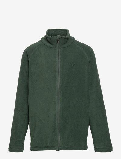 Fleece jacket, full zip - fleecejacke - cilantro