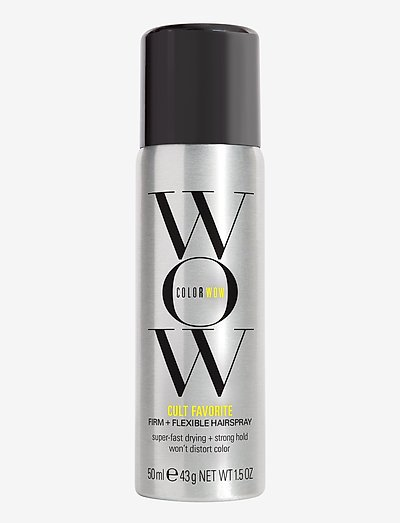 Cult Favorite Firm+ Flexible Hair Spray Travel Size - spray - no colour