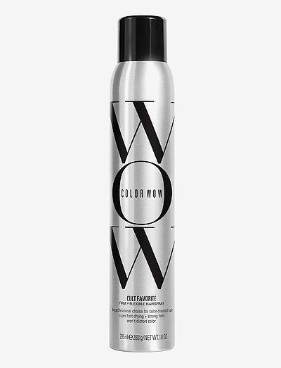 Cult Favorite Firm+ Flexible Hair Spray - spray - no colour