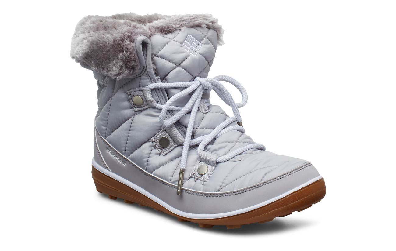 Columbia HEAVENLY SHORTY OH - GREY ICE, WHITE