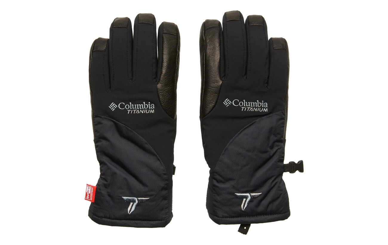 Columbia W Powderkeg II Glove - BLACK