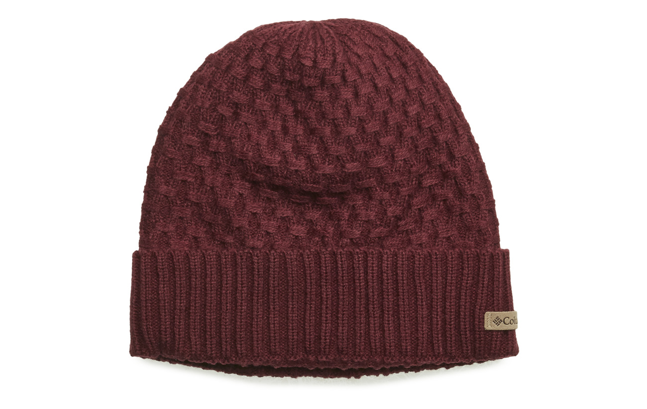 1df4e03bcd9 Hideaway Haven™ Cabled Beanie (Rich Wine) (£14.85) - Columbia ...