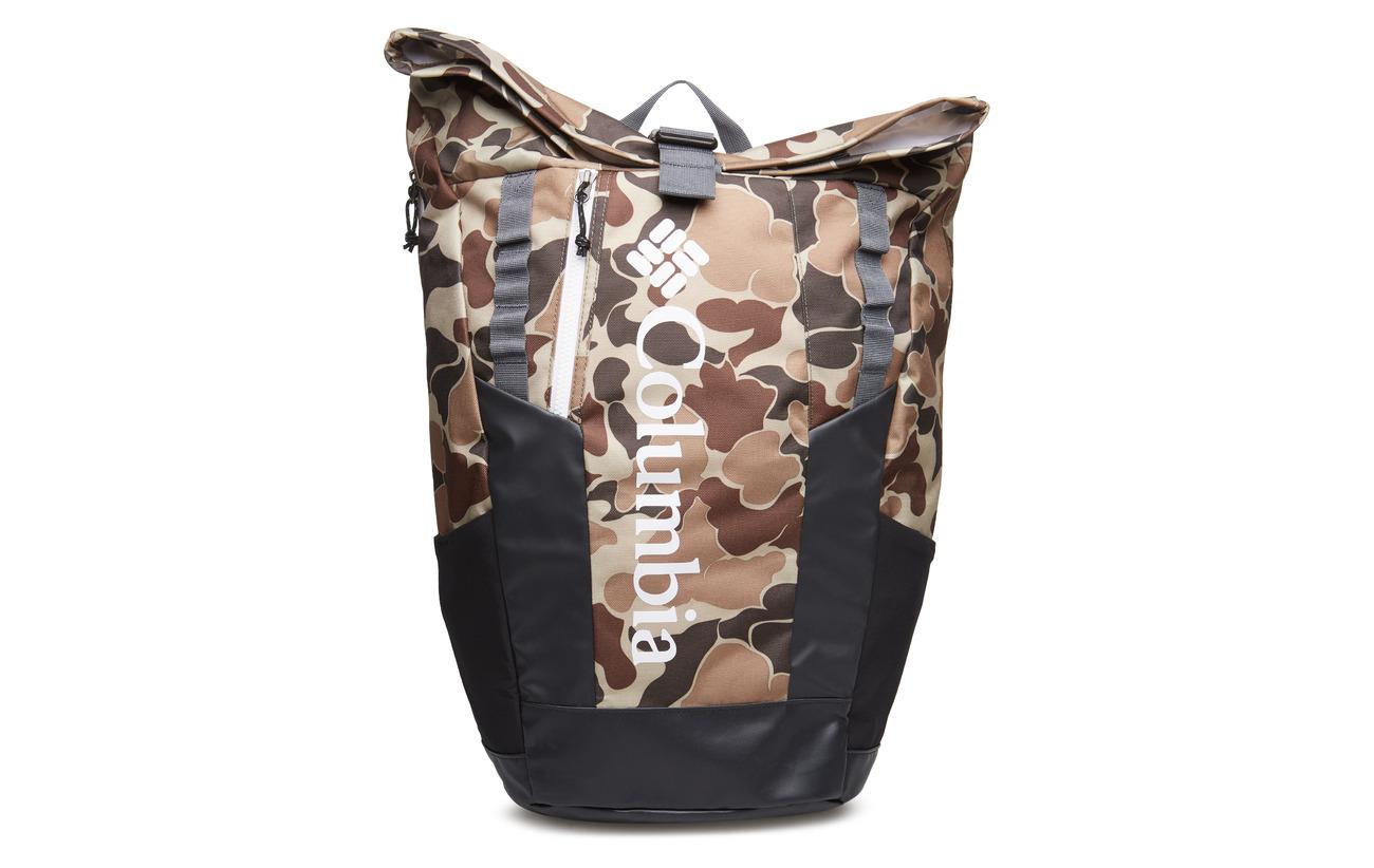 Daypack Polyester 100 Rolltop Columbia Convey™ Deltacamo 25l 6qggTz
