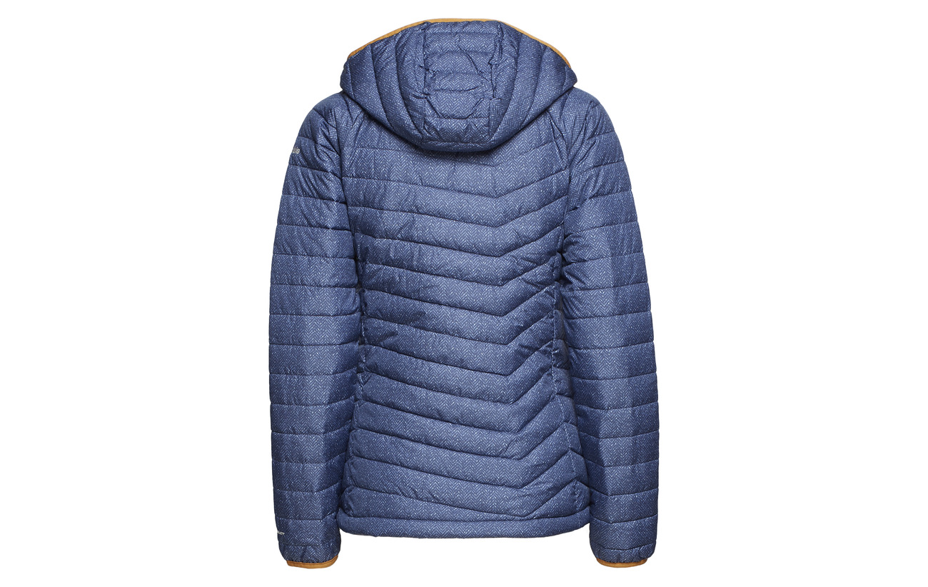 Powder 100 Hooded Coquille Inner Polyester Jacket Doublure Black Extérieure Lite™ Columbia 71wCq0gd7