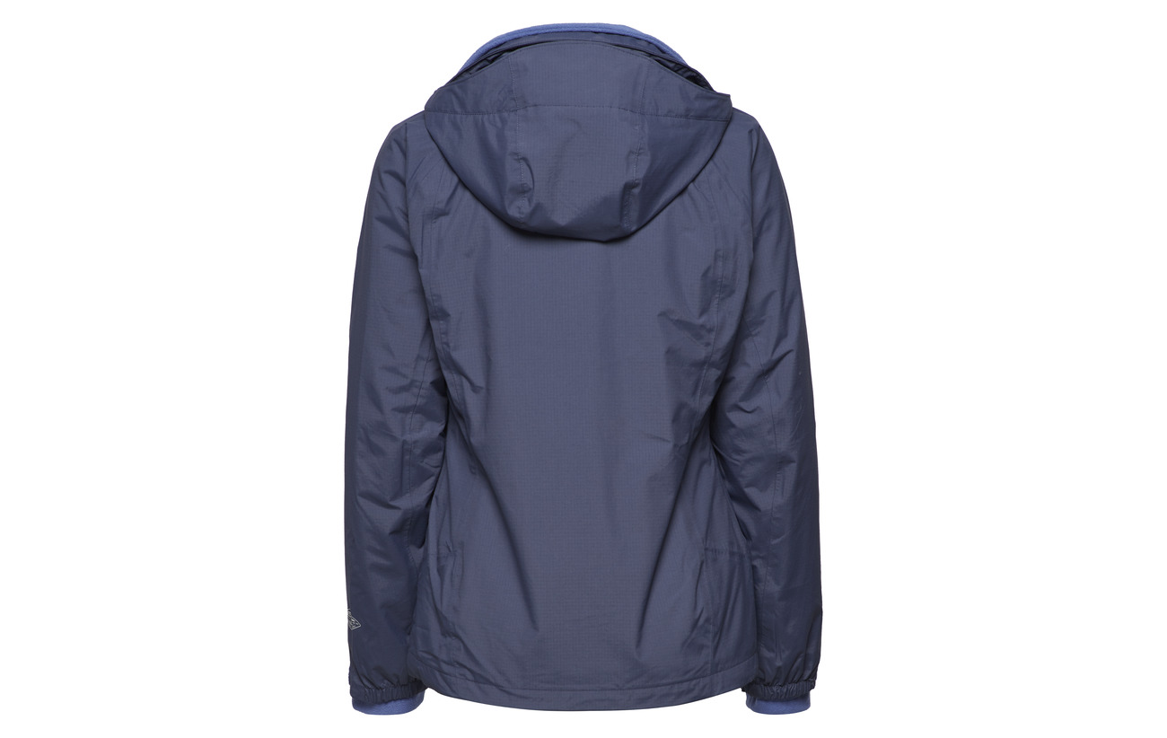 Inner Columbia Doublure Black Coquille 100 Microfleece Interchange Venture Polyester Extérieure Jacket Nylon On™ rOwqv1r