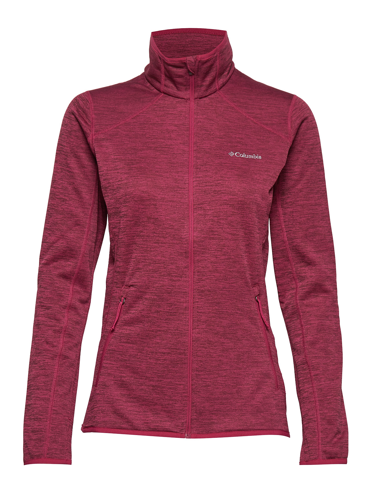 Columbia Sapphire Trail™ Fleece Jacket - WINE BERRY, HAU