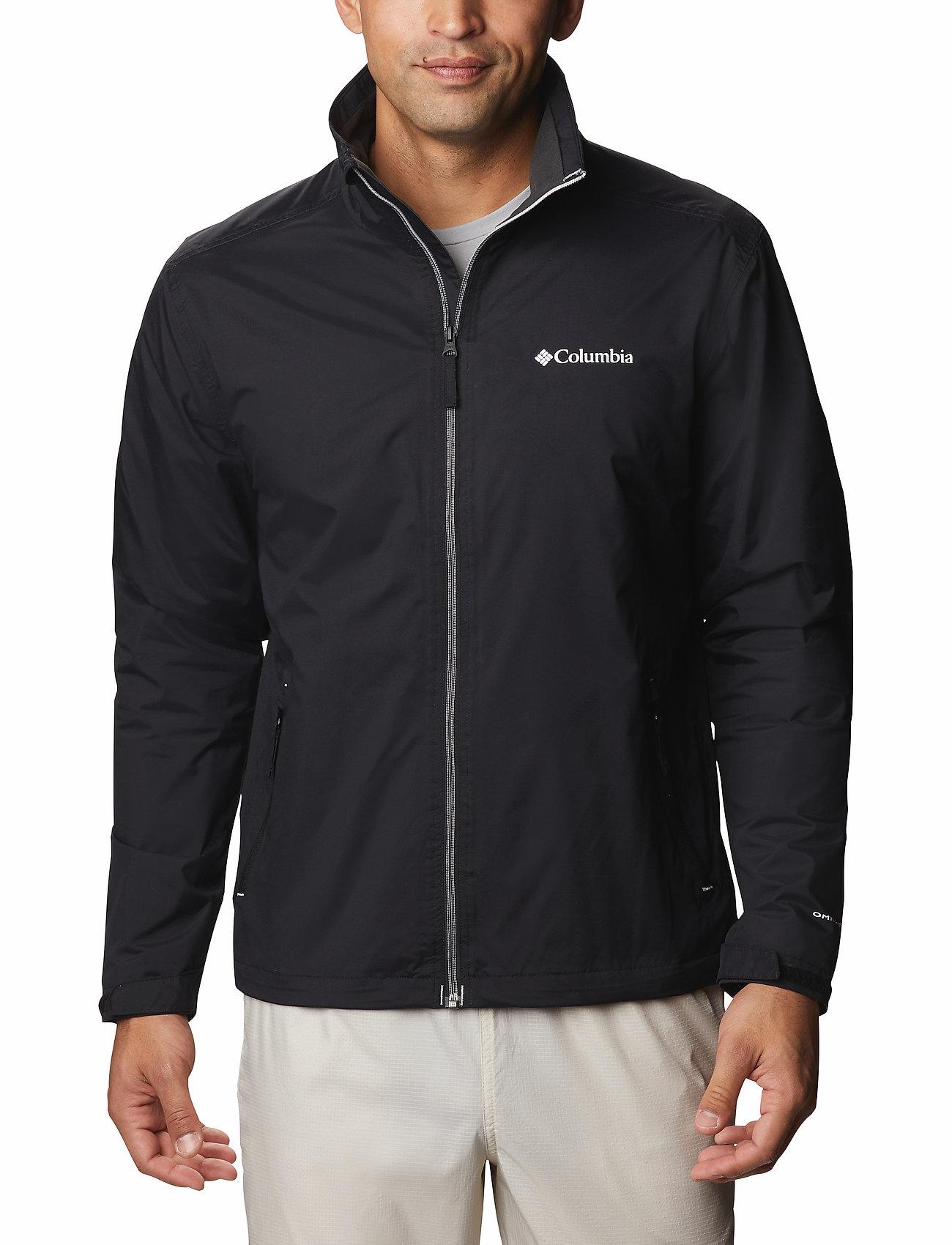 Columbia - Bradley Peak Jacket - kurtki sportowe - black - 0