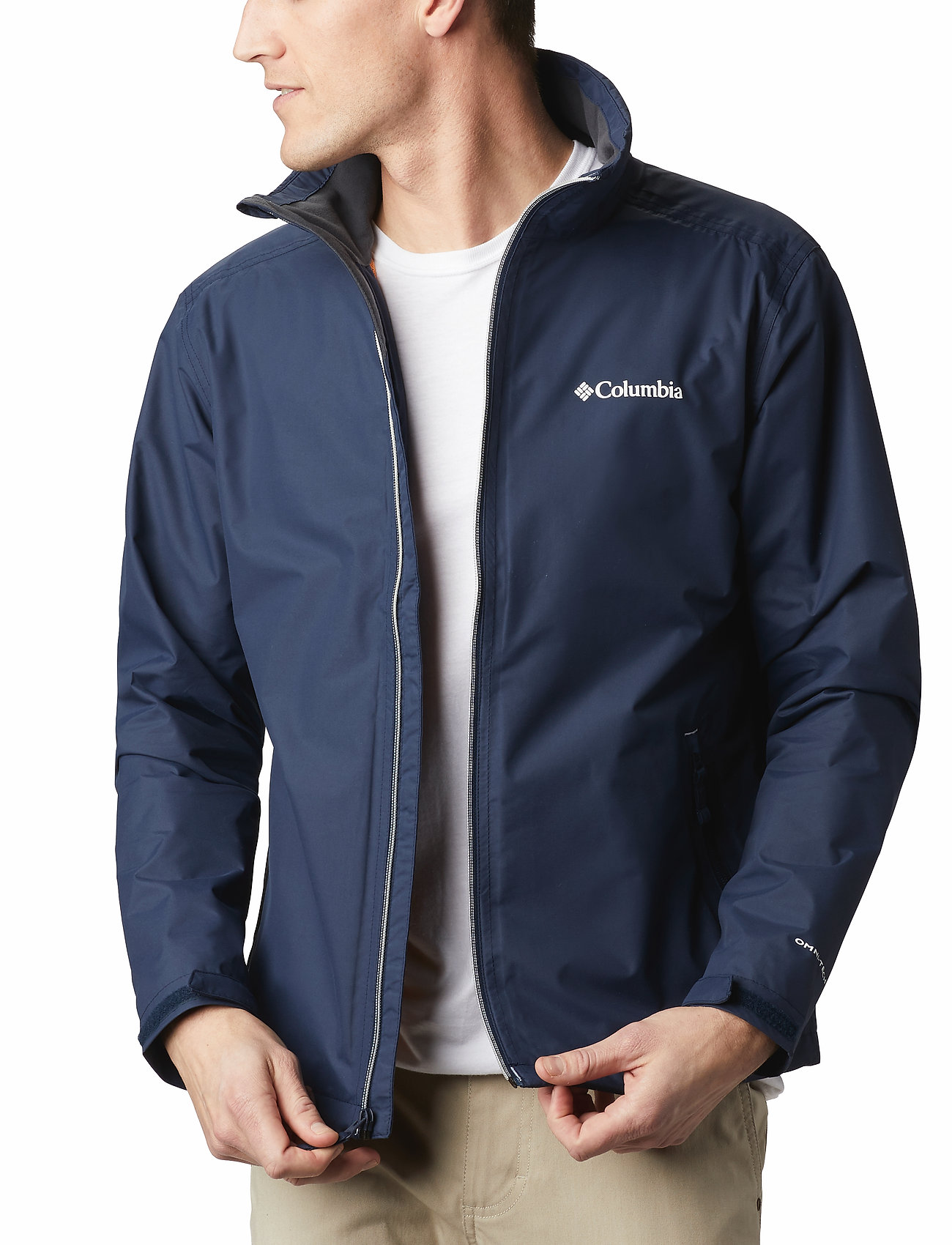 Columbia - Bradley Peak™ Jacket - kurtki sportowe - collegiate navy - 0