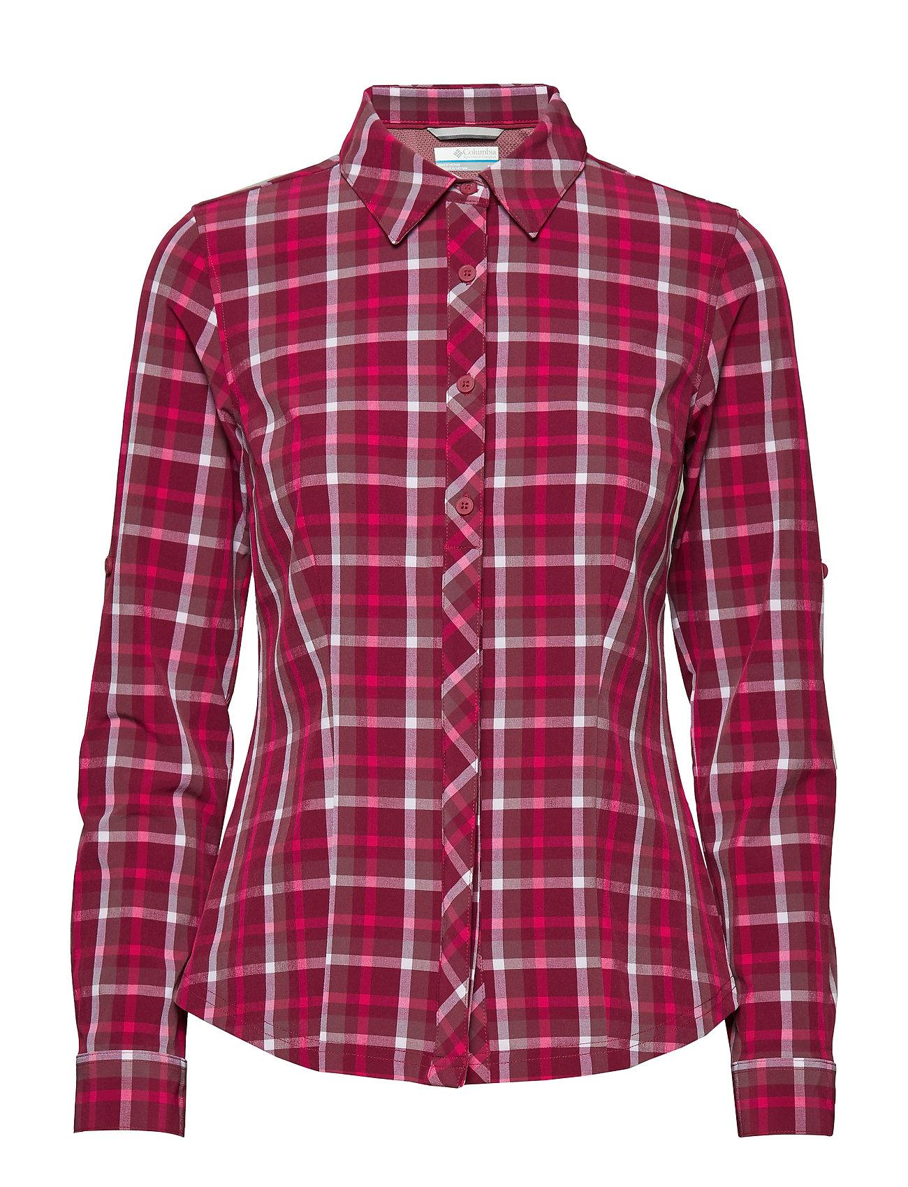 Columbia Saturday Trail™ Stretch Plaid LS Shirt