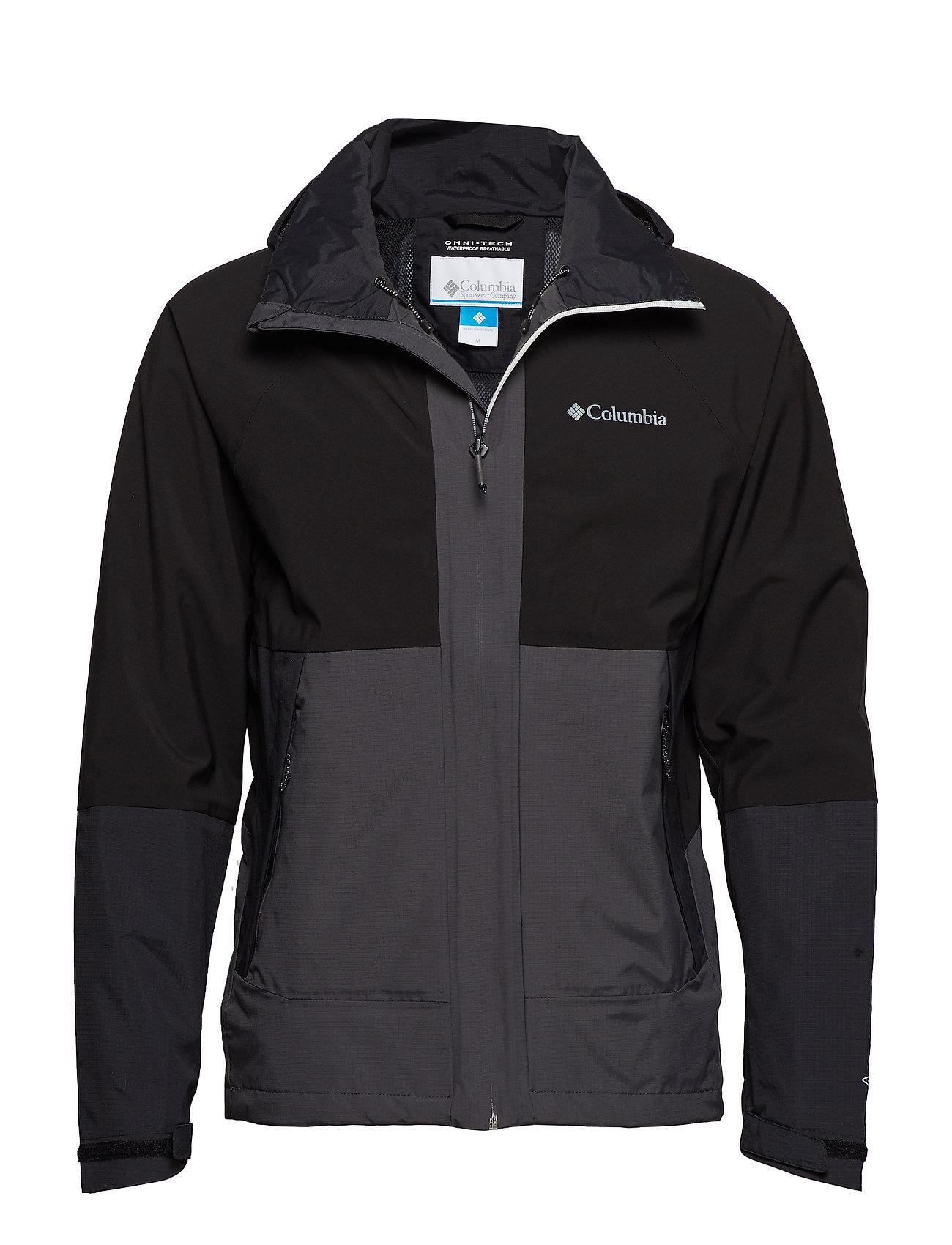 Columbia Evolution Valley™ Jacket - BLACK, SHARK