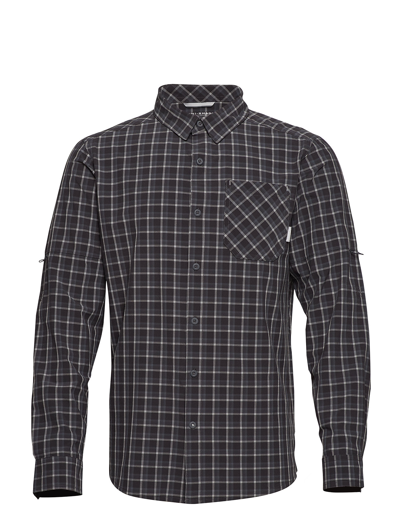 Columbia Triple Canyon™ Long Sleeve Shirt - SHARK, GRAPHITE