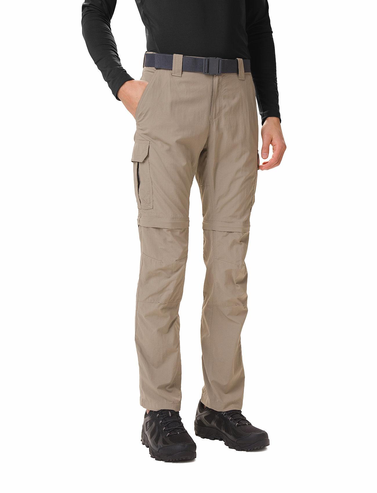 Columbia - Silver Ridge II Convertible Pant - spodnie sportowe - tusk - 0