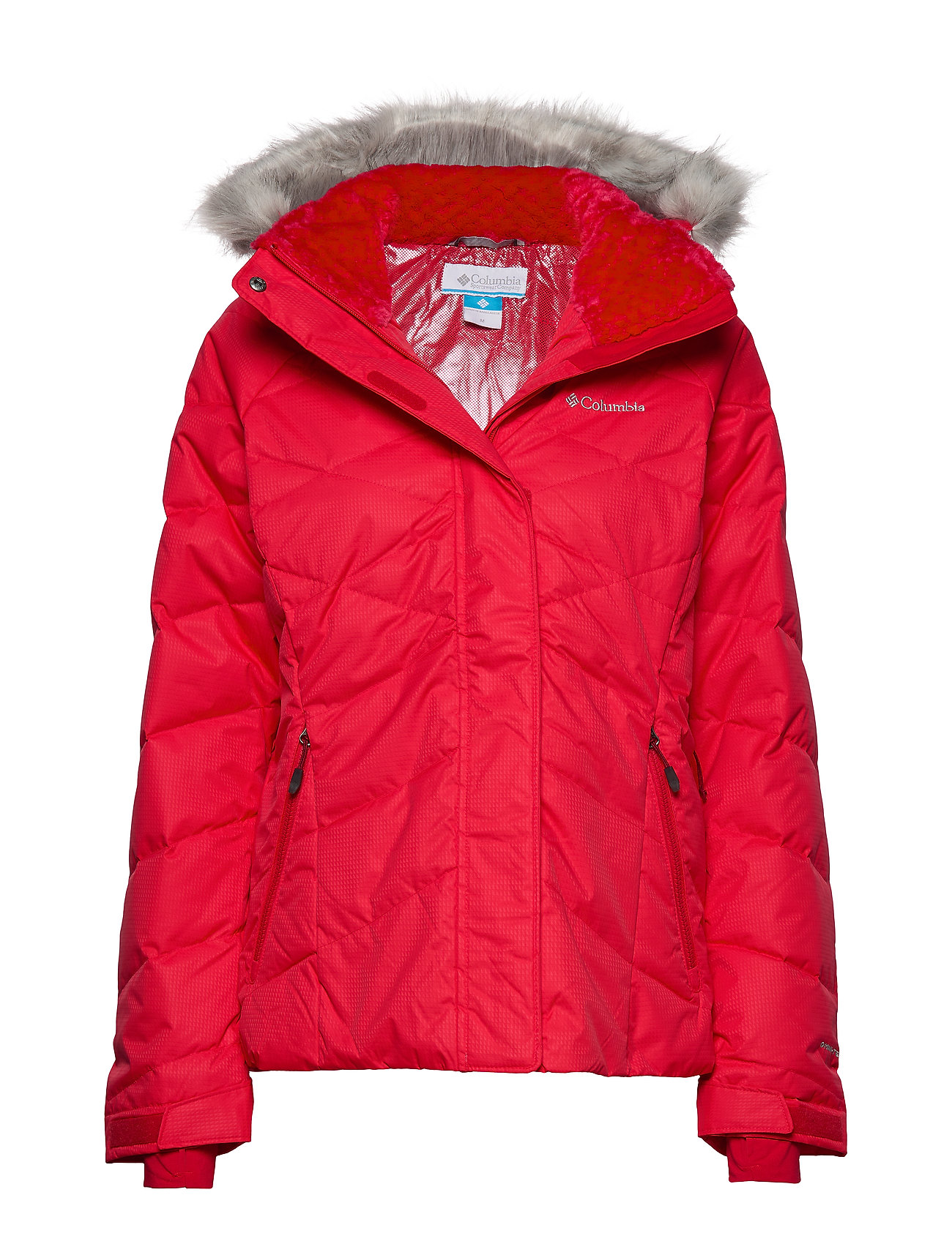 Columbia Lay D Down II Jacket - RED LILY