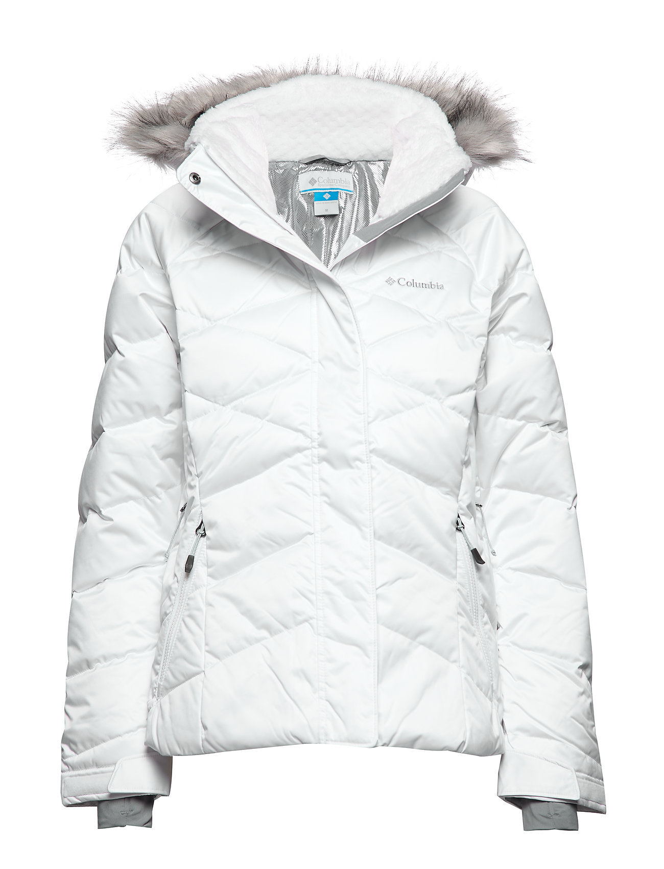 Columbia Lay D Down II Jacket - WHITE