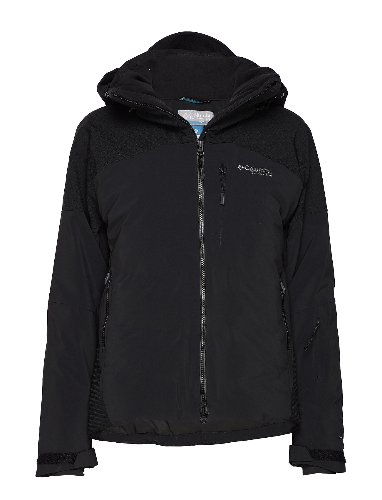 Columbia Powder Keg II Down Jacke - BLACK