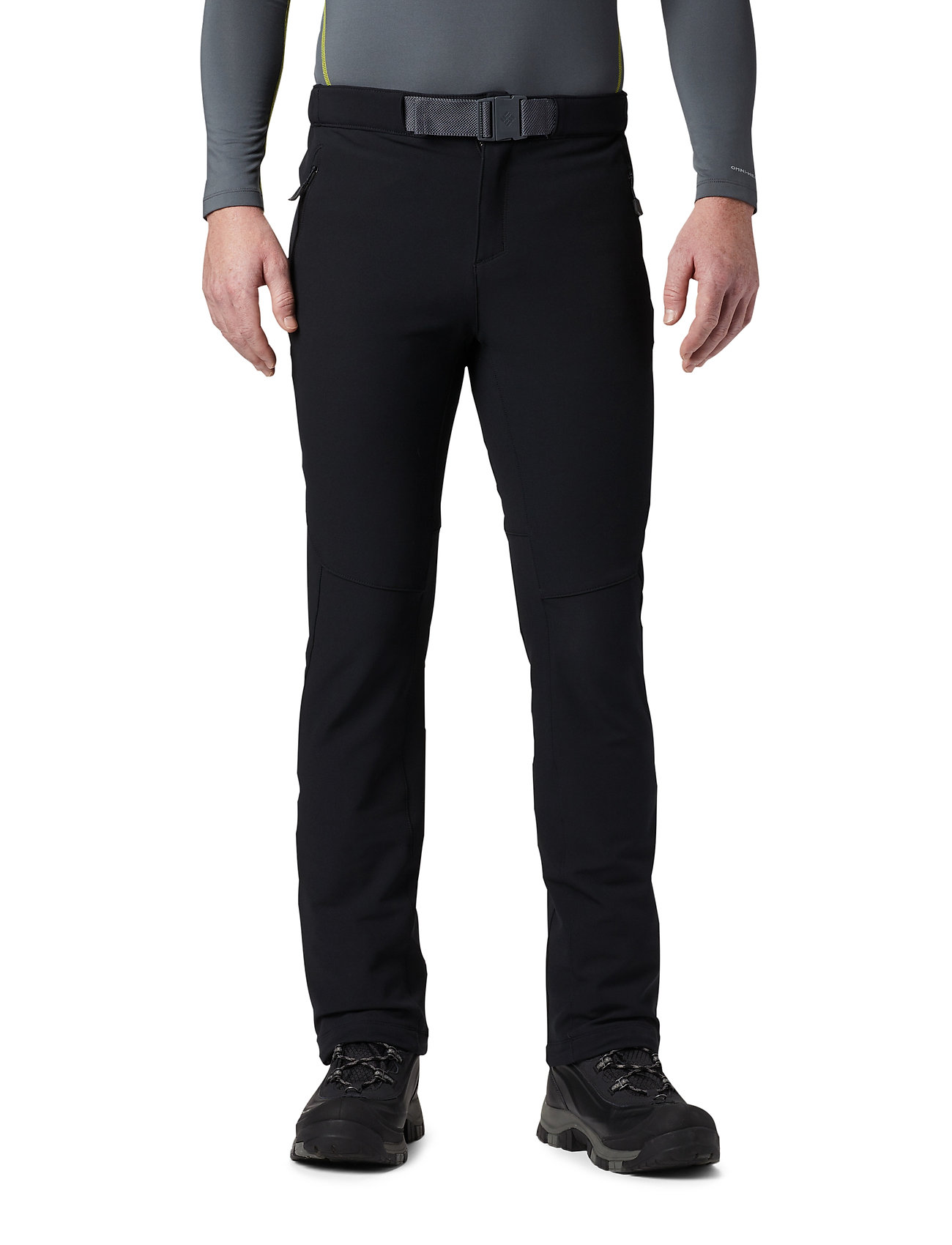 Columbia - Passo Alto II Heat Pant - spodnie turystyczne - black - 0
