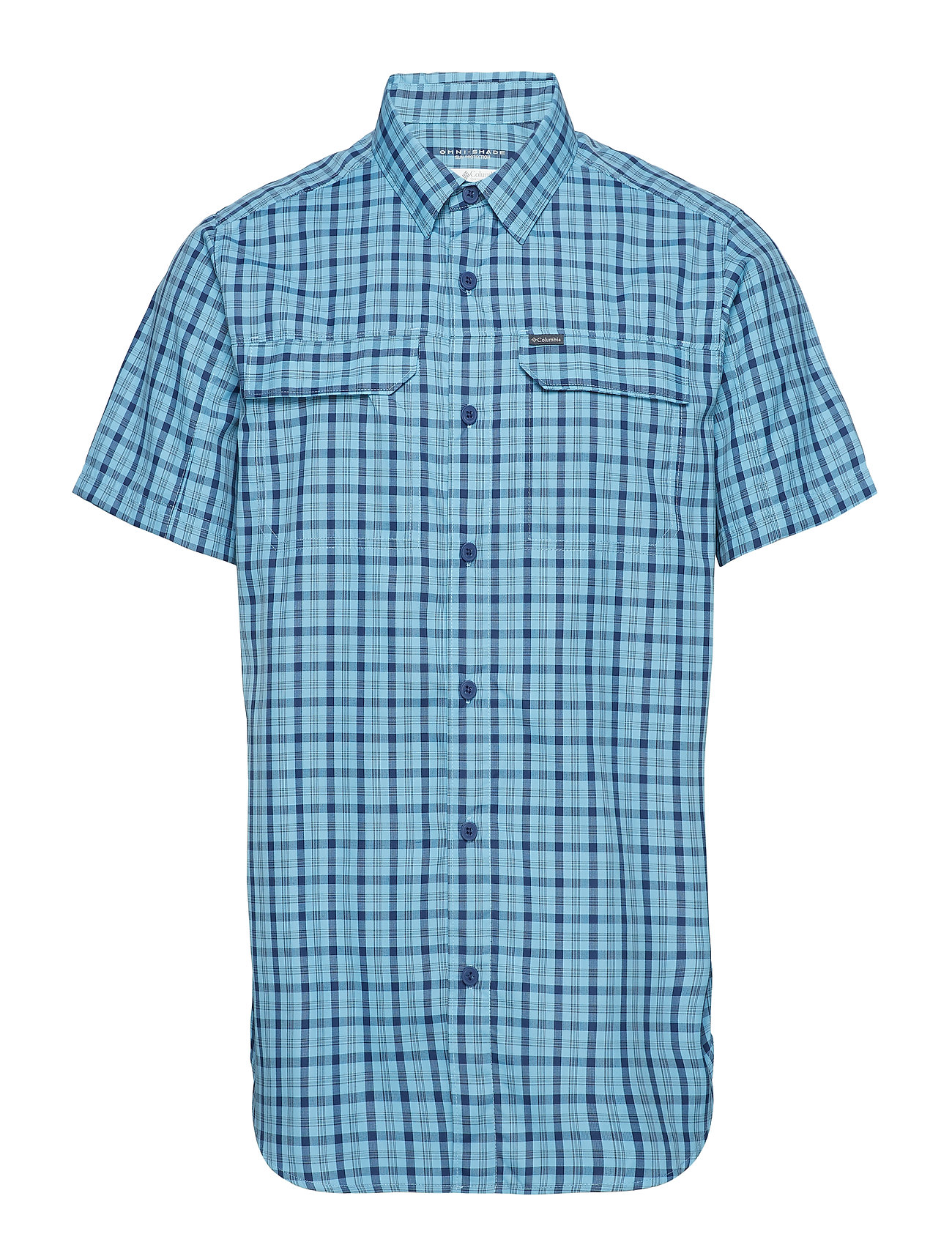 s Silver Multi 0 Plaid 2 NavyColumbia Ridge� S Shirtcollegiate bf6gy7