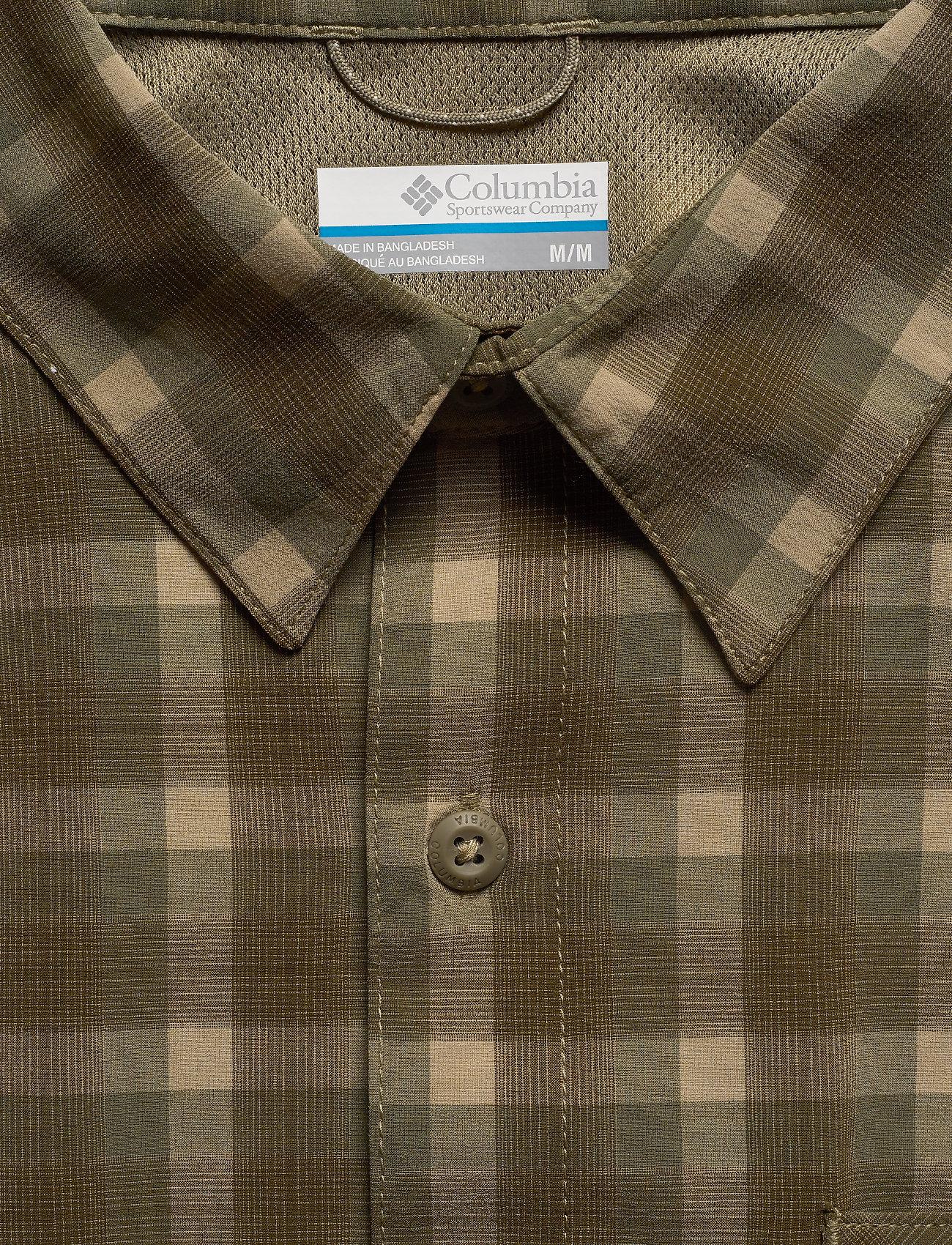 Columbia Triple Canyon™ LS Shirt - Skjorter FOSSIL MINI TON - Menn Klær