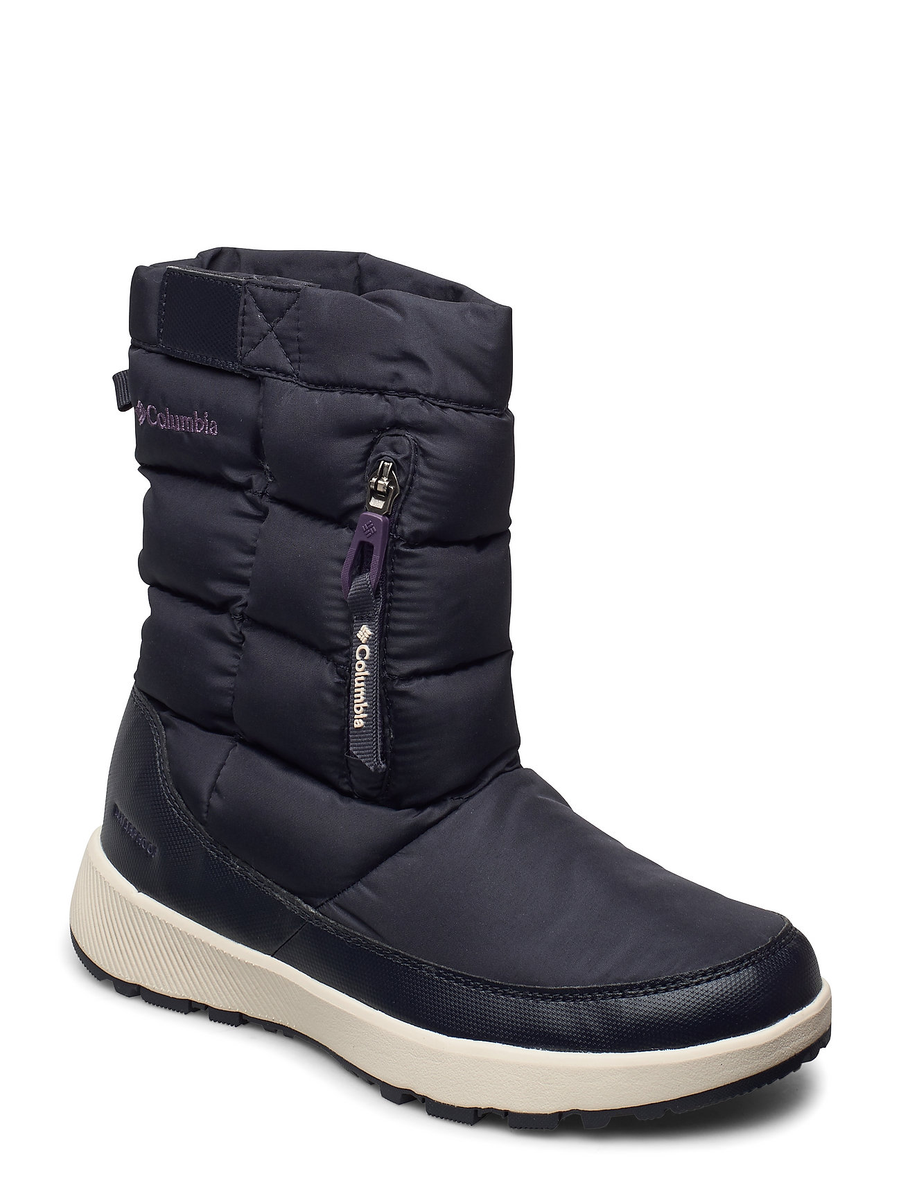 Image of Paninaro™ Omni-Heat™ Pull On Shoes Boots Ankle Boots Ankle Boot - Flat Blå Columbia (3445904617)