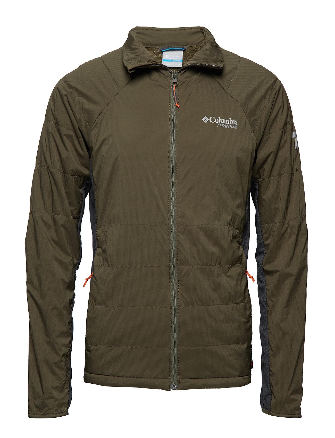 Columbia Alpine Traverse™ Jacket - PEATMOSS
