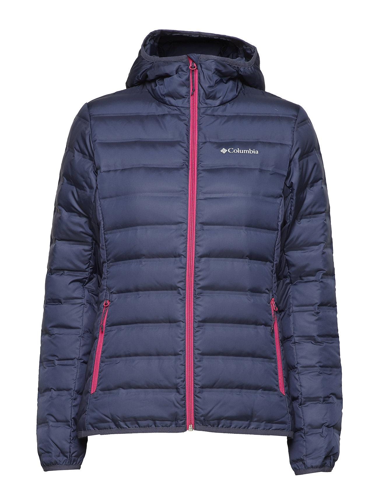 Lake 22? Hooded Jacket Foret Jakke Blå COLUMBIA