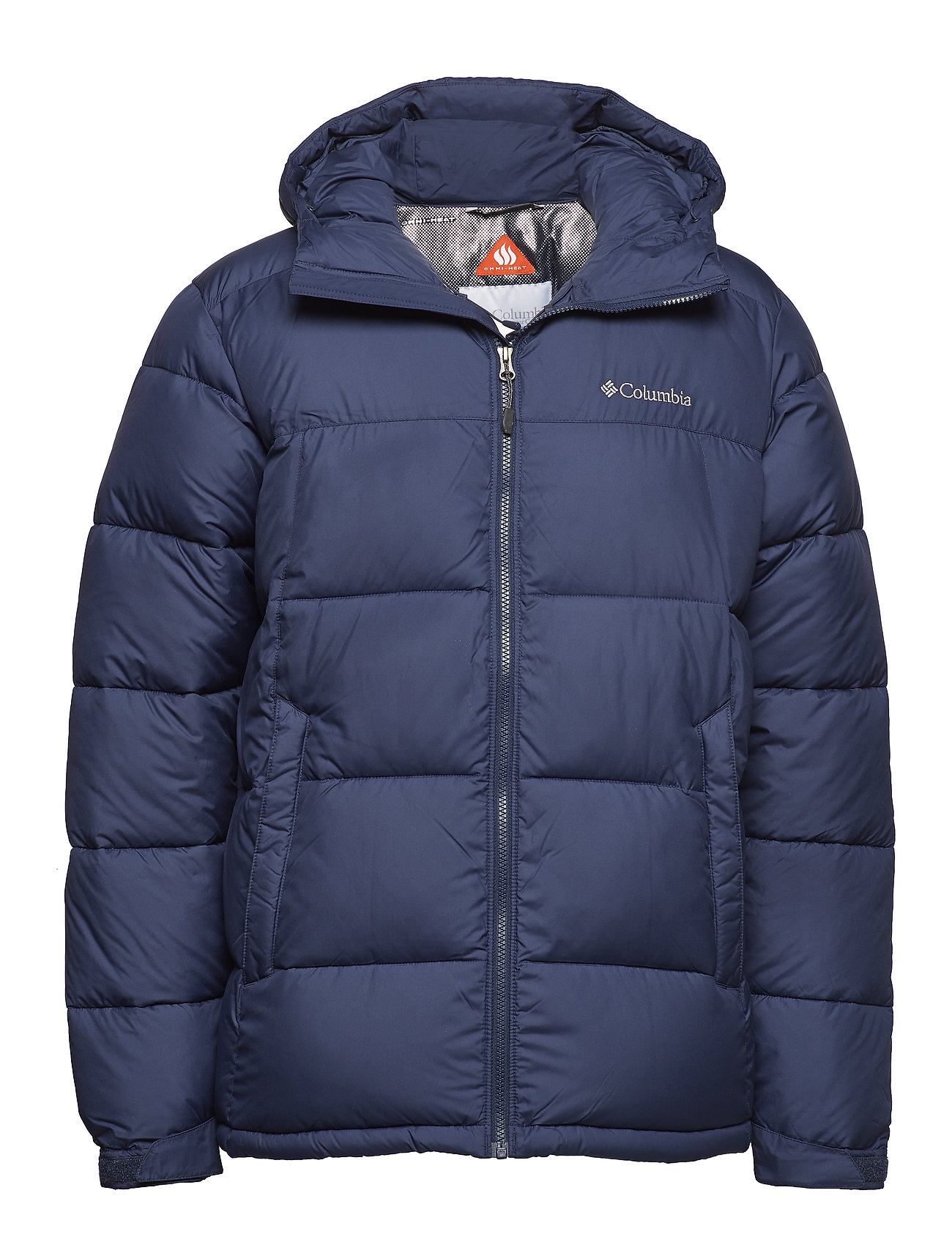 Columbia Pike Lake Hdd Jkt - COLLEGIATE NAVY
