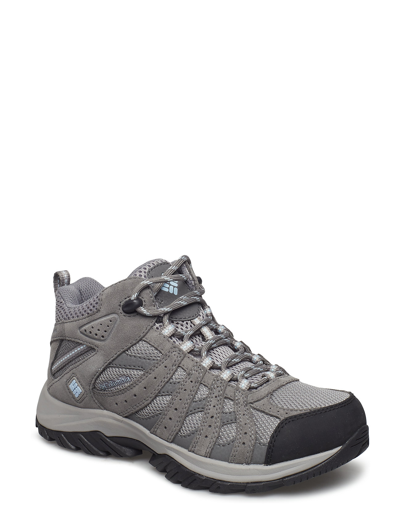 Columbia CANYON POINT™ MID WATERPROOF - LIGHTGREY, OXYGEN