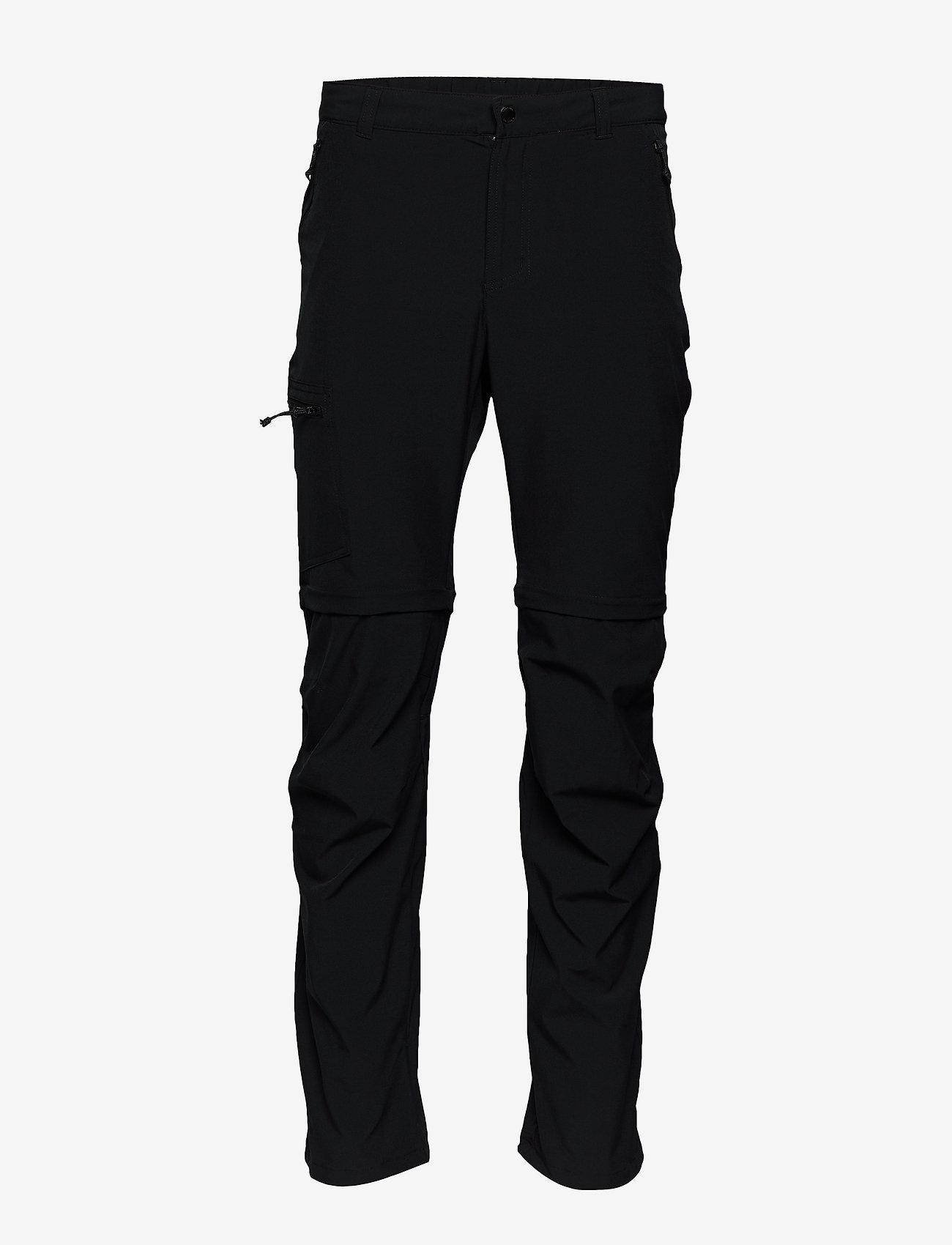Columbia - Triple Canyon™ Convertible Pant - spodnie turystyczne - black - 1