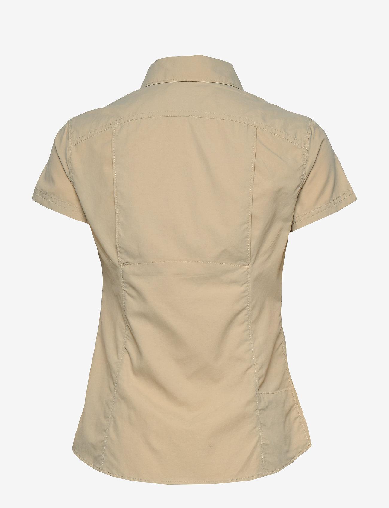 Columbia - Silver Ridge™ 2.0 Short Sleeve - overhemden met korte mouwen - fossil - 1