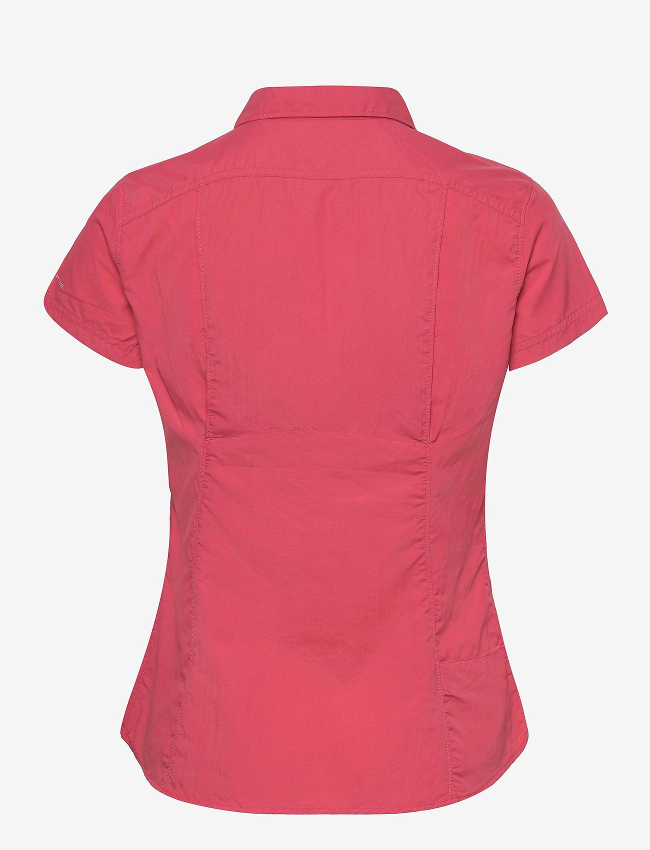 Columbia - Silver Ridge 2.0 Short Sleeve - koszule z krótkim rękawem - rouge pink - 1