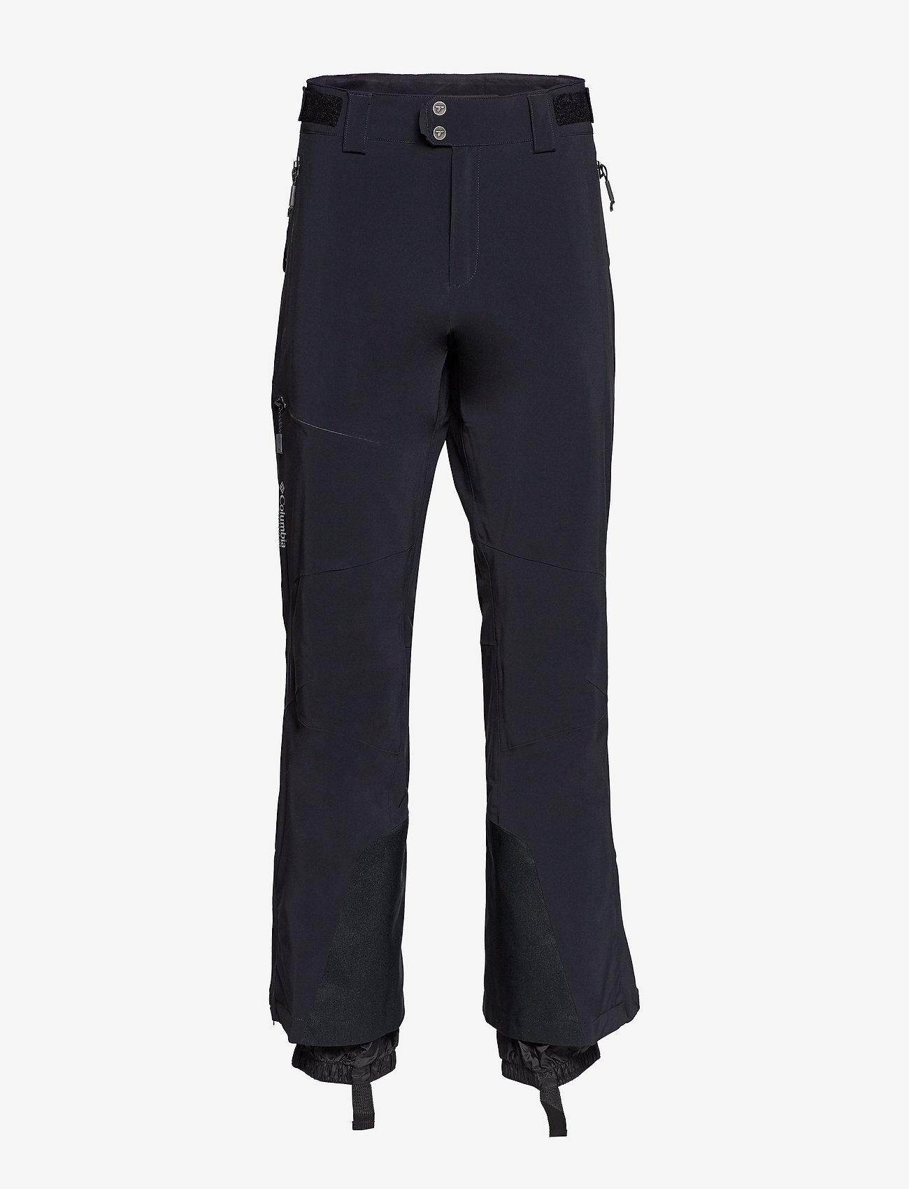 Columbia - Powder Keg III Pant - spodnie narciarskie - black - 0