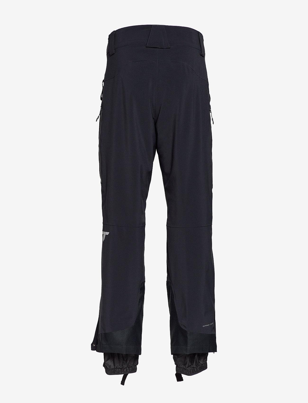 Columbia - Powder Keg III Pant - spodnie narciarskie - black - 1