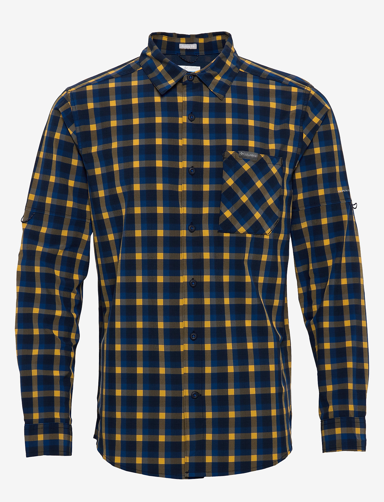 Columbia - Triple Canyon™ LS Shirt - koszule casual - azul mini tonal - 0