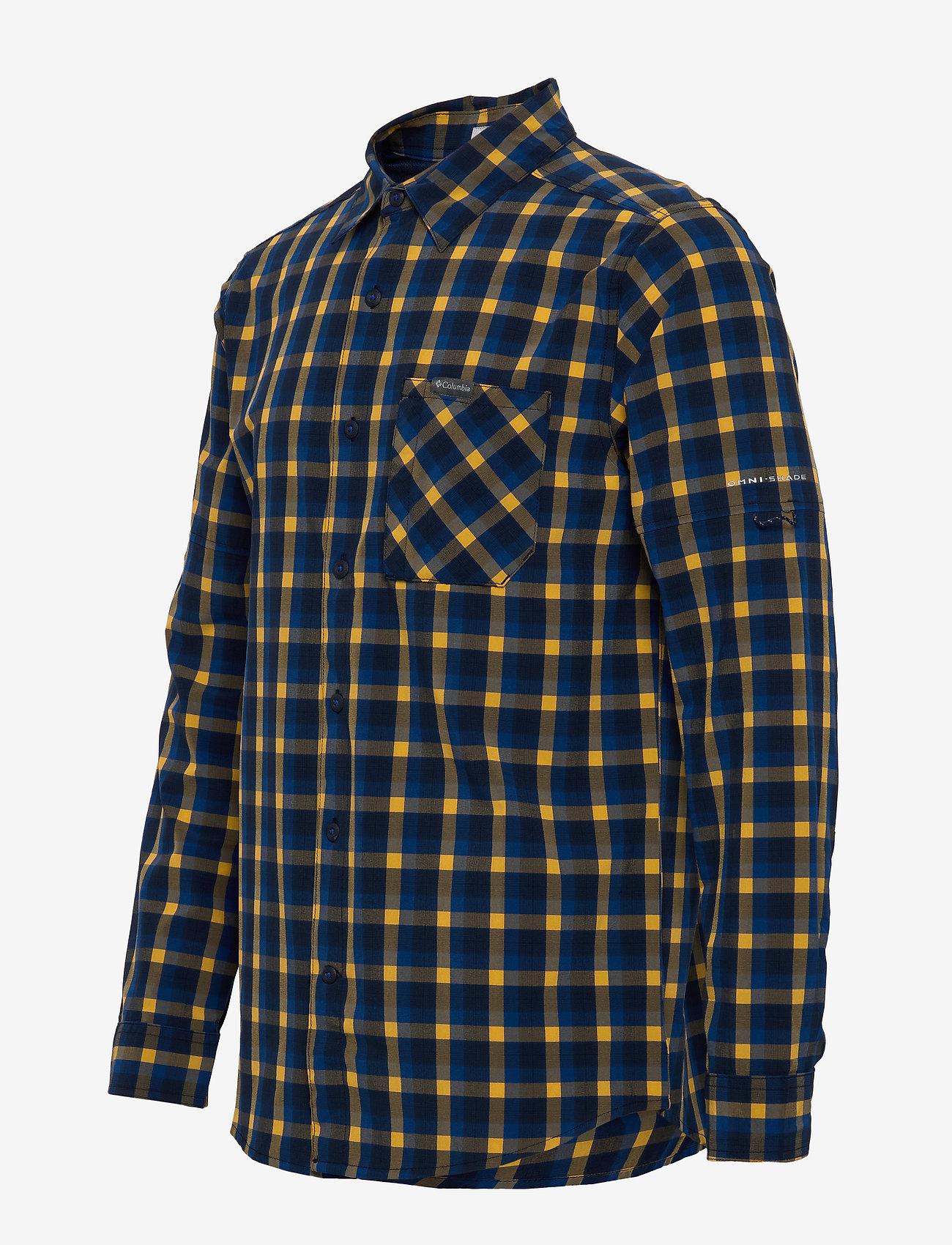 Columbia Triple Canyon™ LS Shirt - Skjorter AZUL MINI TONAL - Menn Klær
