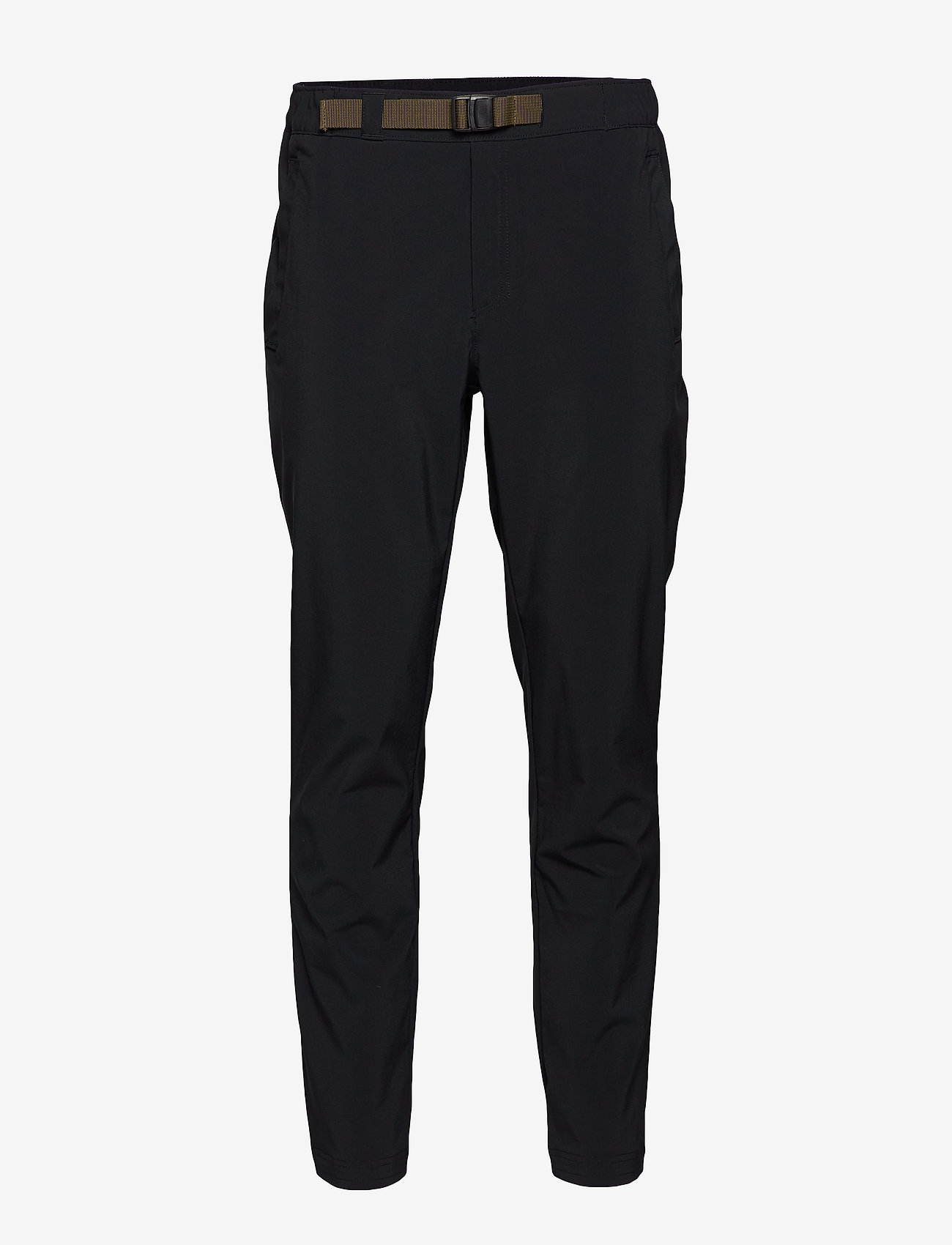Columbia - Columbia Lodge Woven Jogger - outdoorbukser - black - 1