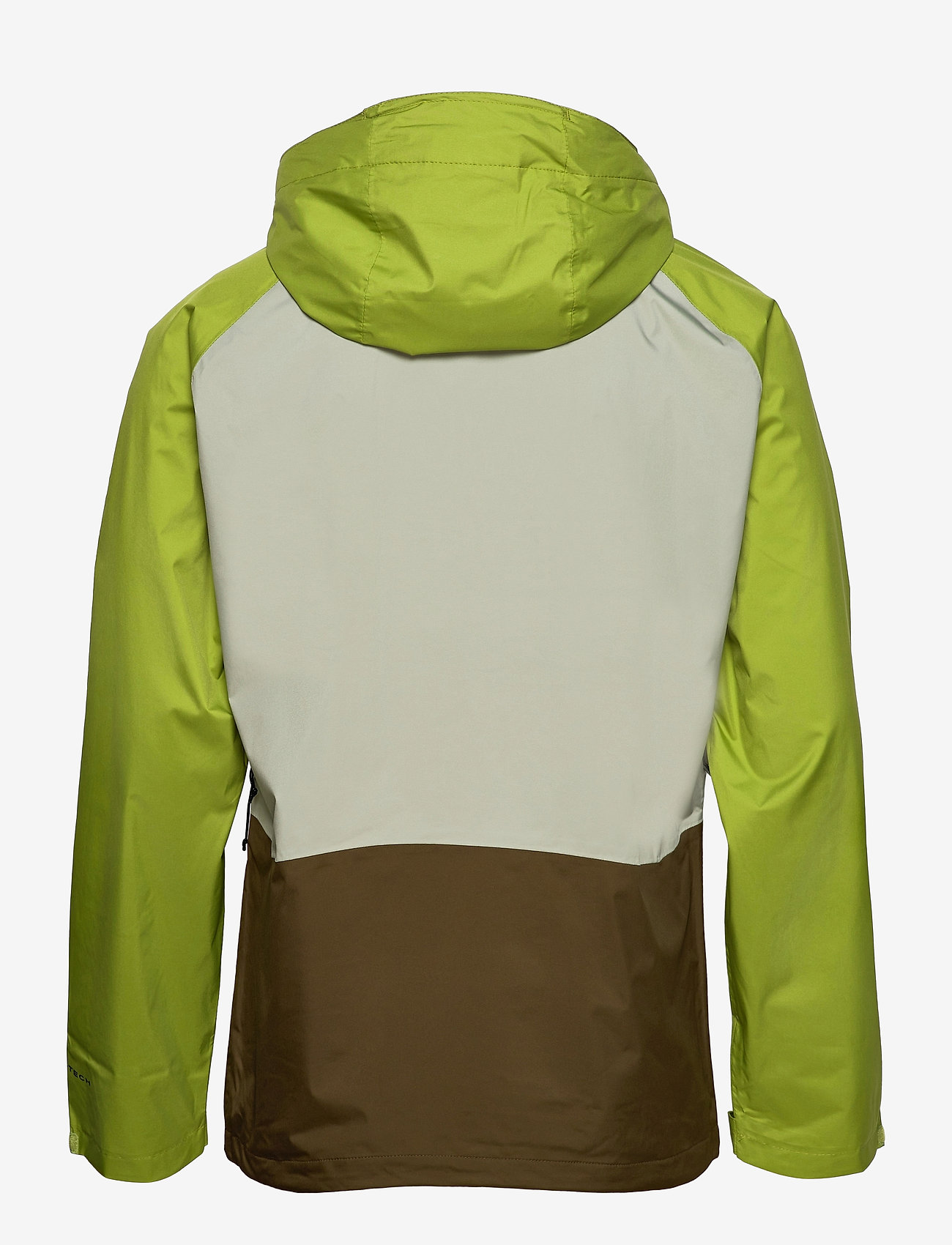 Columbia - Rain Scape Jacket - kurtki turystyczne - safari, matcha, new olive - 1