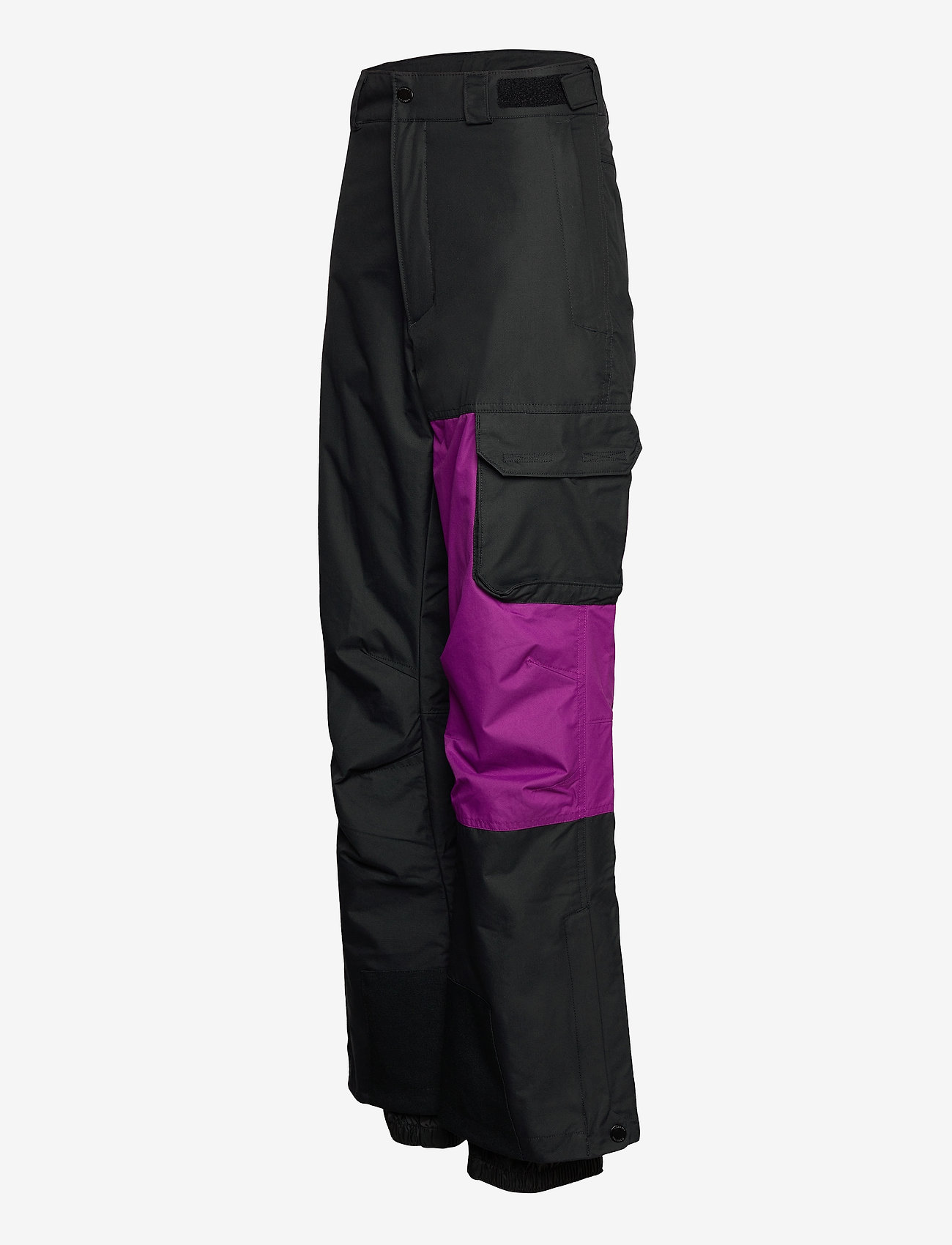 Columbia - Hero Snow™ Pant - spodnie narciarskie - black, plum - 1