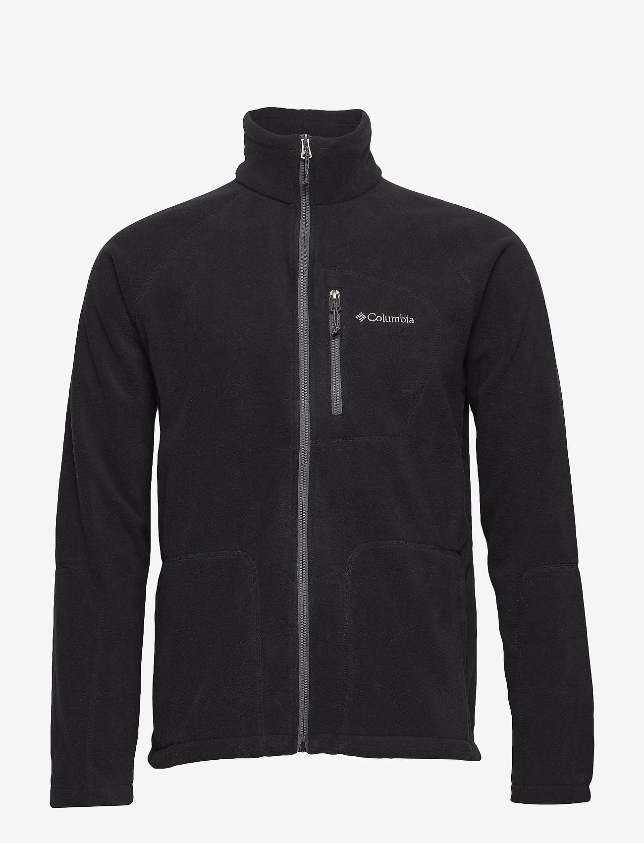 Columbia - Fast Trek II Full Zip Fleece - fleece - black - 0
